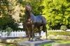 Bronze Statue - Sir Tristram