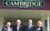 PM John Key at Cambridge Stud